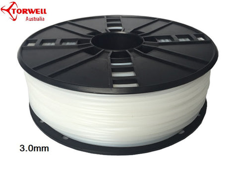 Flex 3D printer filament Nature 1.75mm Or 3.0mm