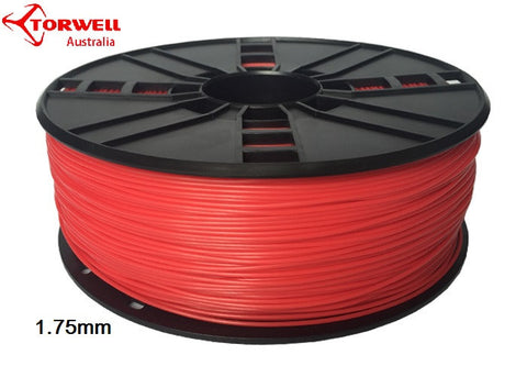 Flex 3D printer filament Red 1.75mm Or 3.0mm
