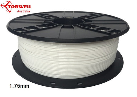 PETG 3D printer filament White 1.75mm Or 3.0mm