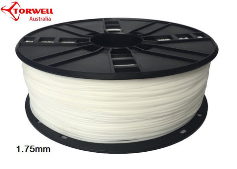 Flex 3D printer filament White 1.75mm Or 3.0mm
