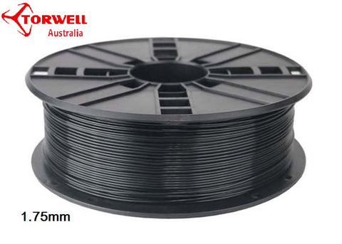 ABS 3D printer filament Black 1.75mm Or 3.0mm