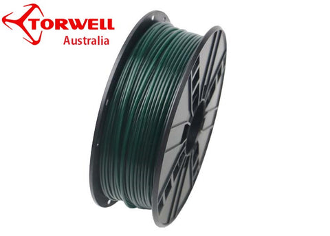 ABS 3D printer filament Christmas green 1.75mm Or 3.0mm