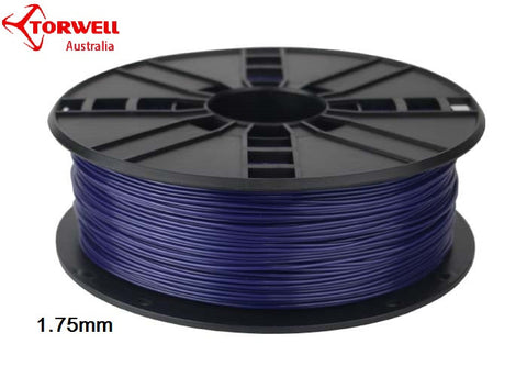 ABS 3D printer filament Galaxy blue 1.75mm Or 3.0mm