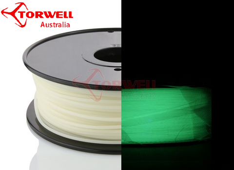 ABS 3D printer filament Luminous green 1.75mm Or 3.0mm