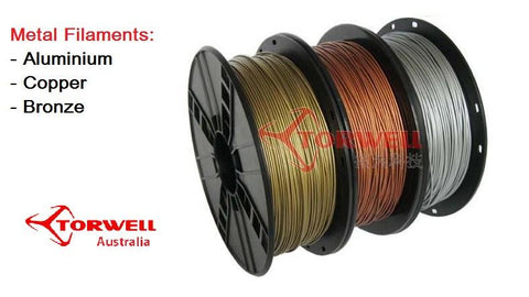 Brass Metal 3D printer filament 1.75mm Or 3.0mm