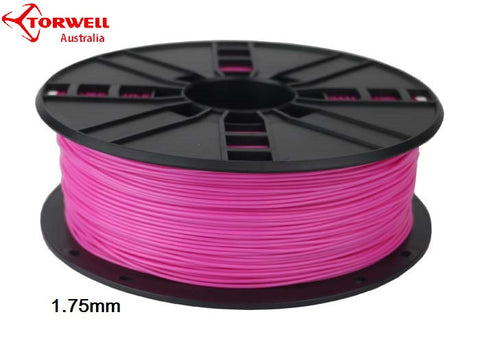 ABS 3D printer filament Pink 1.75mm Or 3.0mm