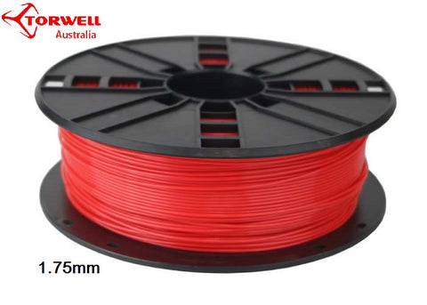 ABS 3D printer filament Red 1.75mm Or 3.0mm