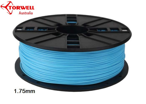 ABS 3D printer filament Sky blue 1.75mm Or 3.0mm