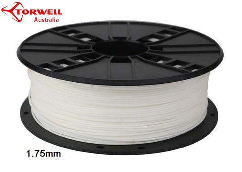 PLA 3D printer filament White 1.75mm Or 3.0mm