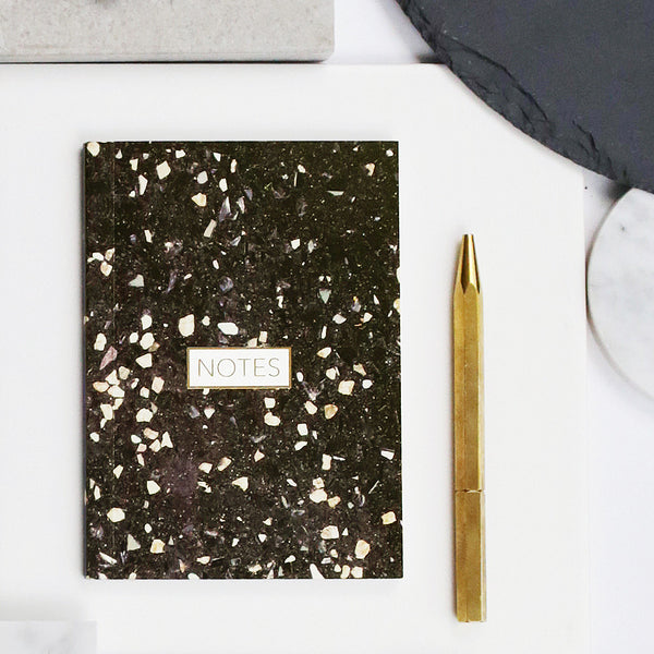 Terrazzo Notebooks - Full Collection