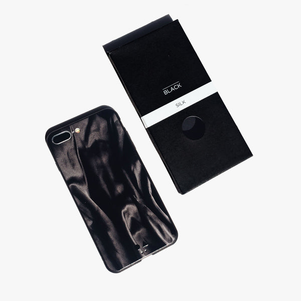 iPhone Case - Black Silk [Limited Gloss Edition]