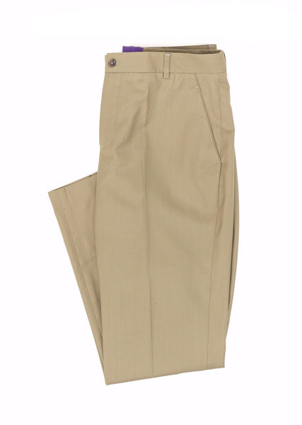 Narrow Fit Khaki Pants
