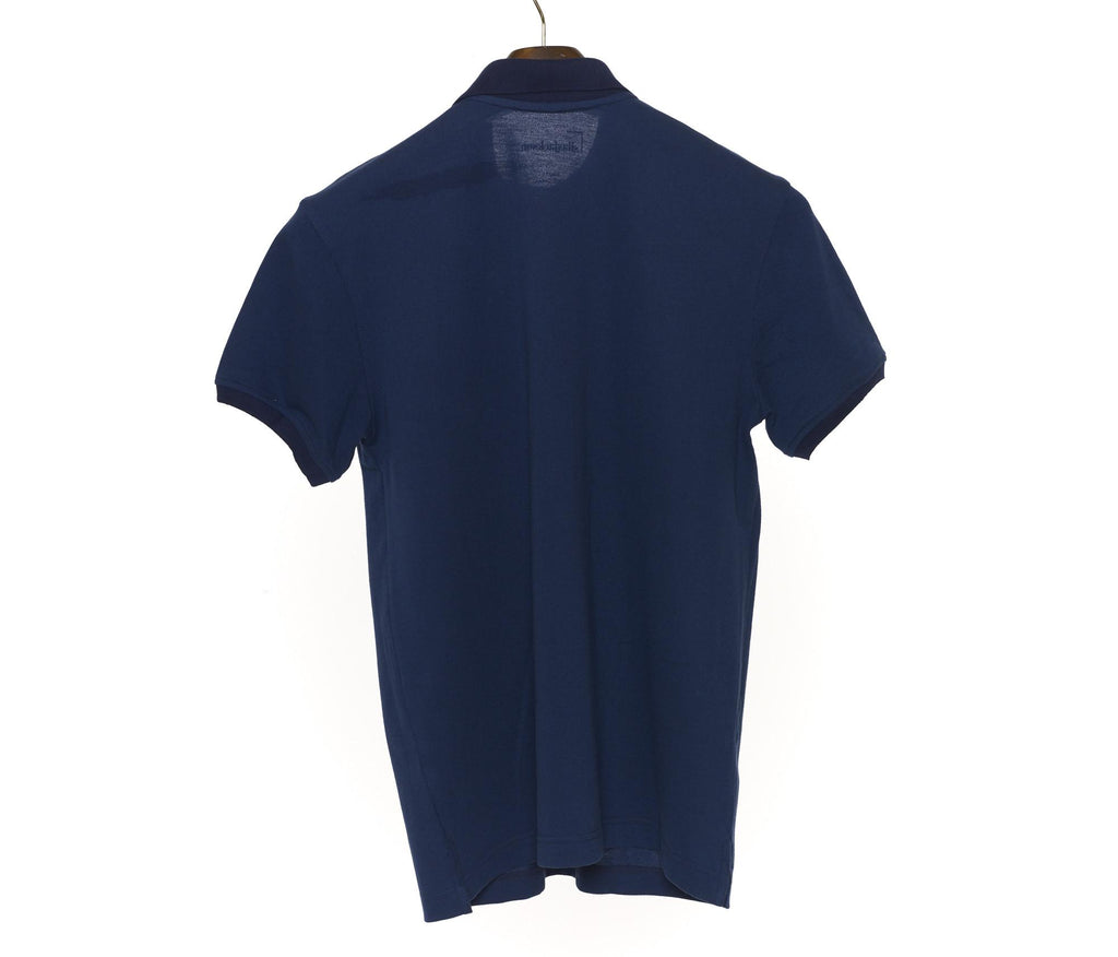 Simple Navy Polo