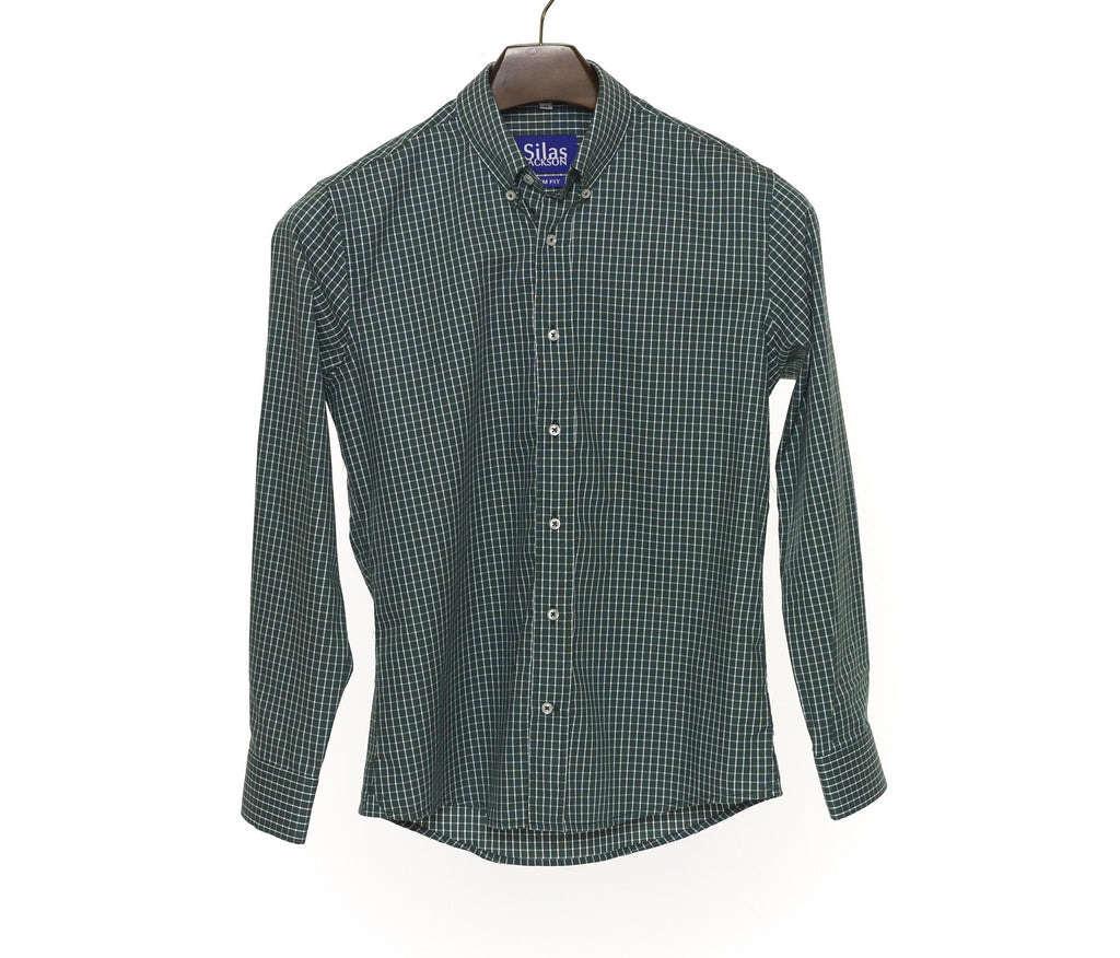 The Bold Green Shirt