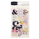 Stickers - PB - JH - Everyday - Gold Foil - Ampersand - 3 Pages