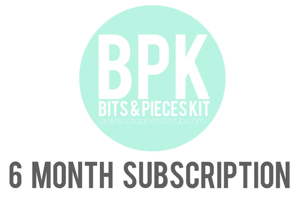 BPK 6 MONTH SUBSCRIPTION