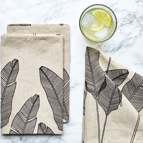 Totally Tropical Napkins - Set of 4