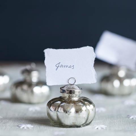 Bauble Place Name Holders - Set of 6