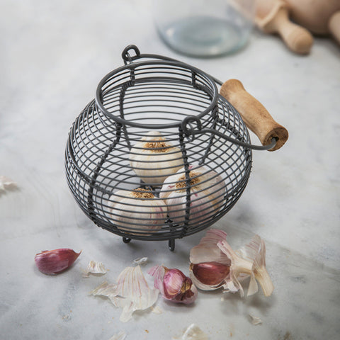 Garlic Storage Basket