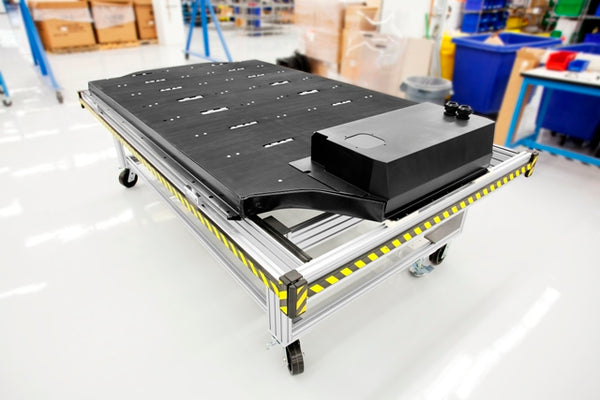 electric vehicle battery pack (Tesla)