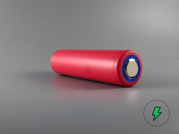 The Panasonic Sanyo Ga Ncr18650ga 3450mah 10a 18650