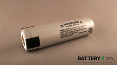 Panasonic NCR18650BD - 18650 Battery | BATTERY BRO - 4
