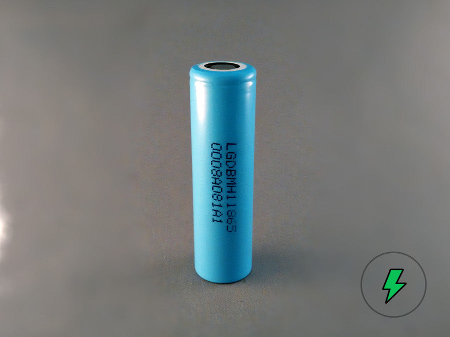LG Chem 18650 MH1 - 18650 Battery | BATTERY BRO