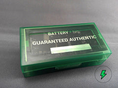 Samsung 25R Deluxe Pack - 18650 Battery | BATTERY BRO - 2