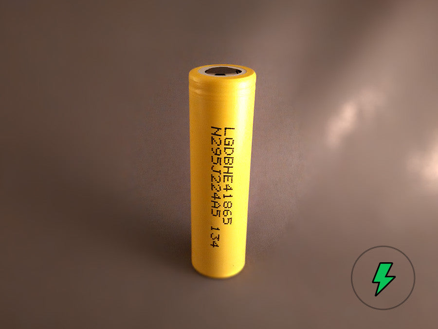 LG Chem 18650 HE4 - 18650 Battery | BATTERY BRO - 1