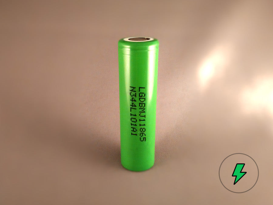 LG Chem 18650 MJ1 - 18650 Battery | BATTERY BRO - 1