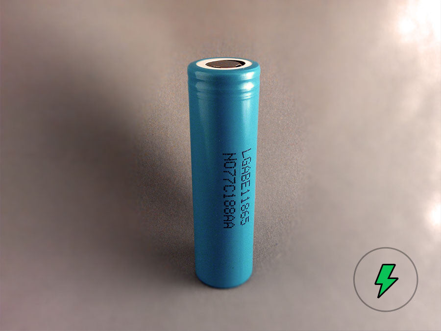 LG Chem 18650 E1 - 18650 Battery | BATTERY BRO