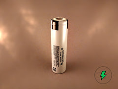Panasonic NCR18650BD - 18650 Battery | BATTERY BRO - 1
