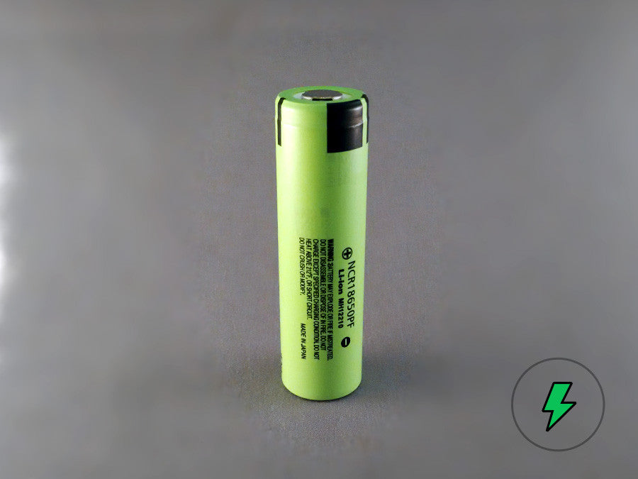 Panasonic NCR18650PF - 18650 Battery | BATTERY BRO