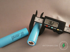 Samsung INR18650-25R - 18650 Battery | BATTERY BRO - 4