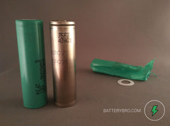 Samsung INR18650-25R5 - 18650 Battery | BATTERY BRO - 9