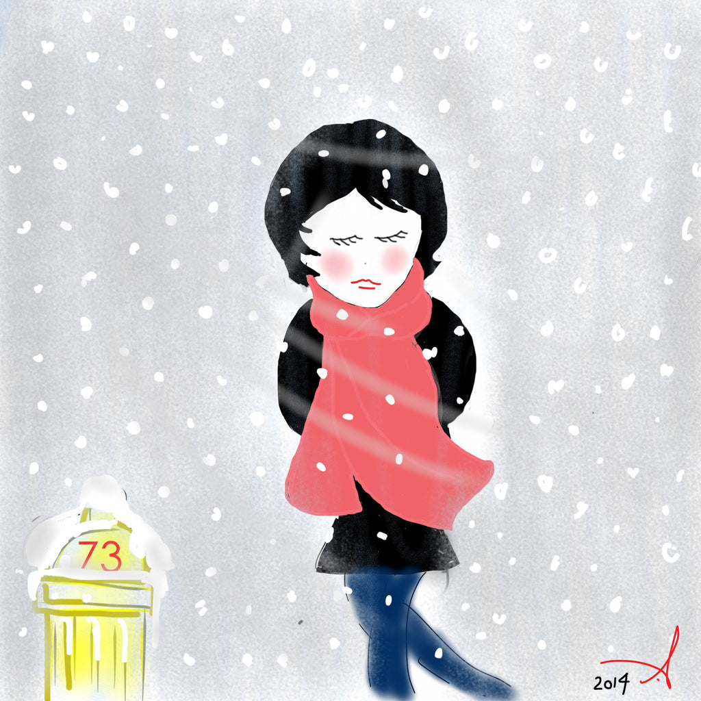 Beautiful Girl Collection - Lonely Snow (2014)