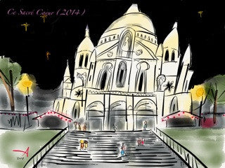 Paris Collection - Ce Sacré Coeur (2014)