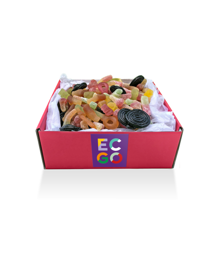 EC-GO Candy Box 1 Smak