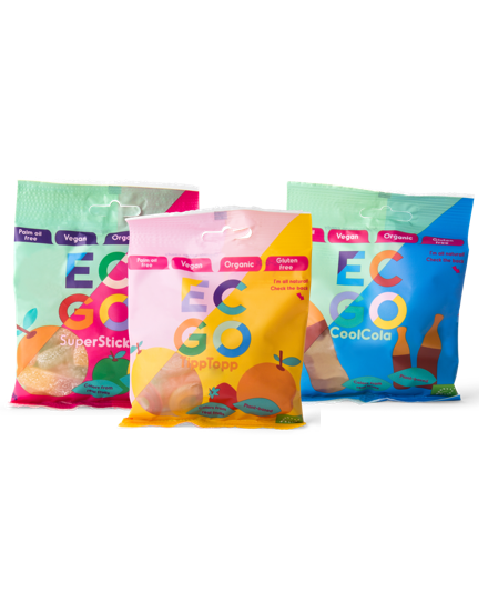 EC-GO Candy 3-pack