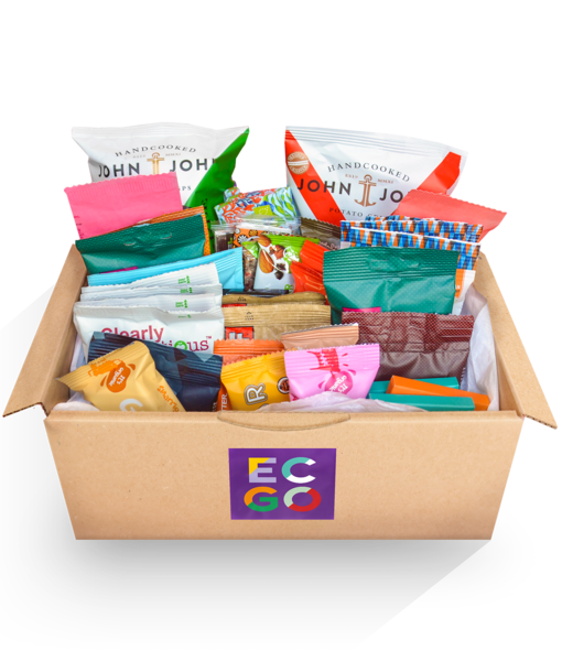 EC-GO Snacks Box Liten