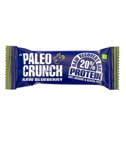Paleo Crunch Raw Recovery Blueberry