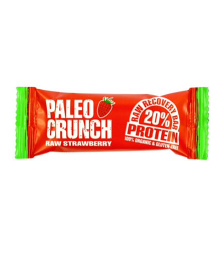 Paleo Crunch Raw Recovery Strawberry