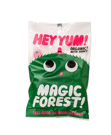 Hey Yum Magic Forest Godis