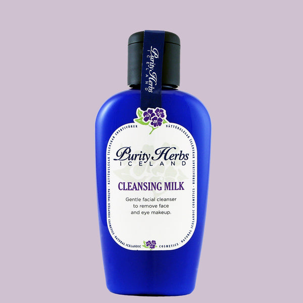 Cleansing Milk, removes Make-up and dirt, cleans the skin gently but effectively and leaves it hydrated and smooth.