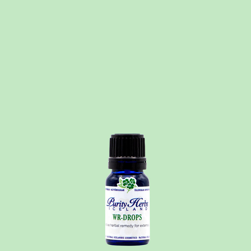 Wart Drops has shown suppressive effects on acne and wart, contain herbs with antibacterial effects.