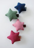 Canvas Star Pin