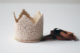 Genevieve Baby Crown Hat