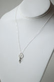Ky Silver Necklace