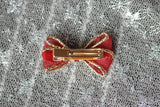 Mini Tinsel Bow