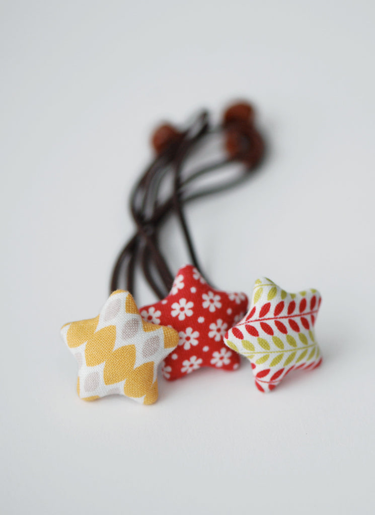 Penelope Star Hairties Set